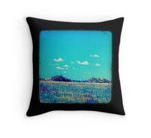 Hog Island Triptych Throw Pillow