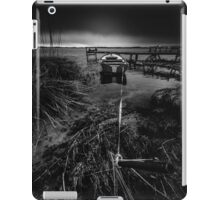 On the wrong side of the lake 16 iPad Case/Skin
