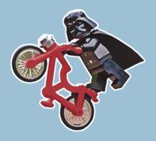 Jedi Bike tricks - colour Kids Clothes