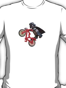 Jedi Bike tricks - colour T-Shirt