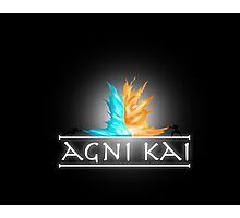 Avatar - Agni Kai Photographic Print