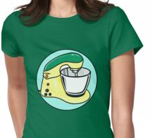 STAND MIXER KITCHEN  Womens Fitted T-Shirt