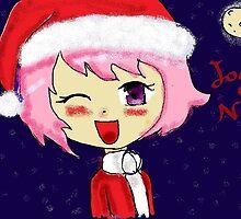 Merry Christmas Joyeux Noel by Maciej Markiewicz
