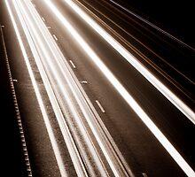 Traffic motion by nayamina