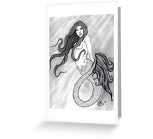 ~*~Daughter of Yemaya~*~ Greeting Card