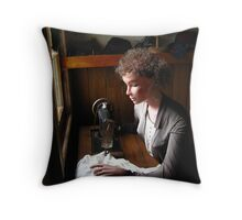 Do You Still Remember Her? Throw Pillow