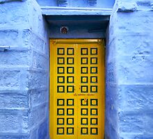 The Yellow Door by Heather Prince