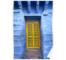 The Yellow Door Poster