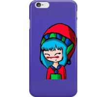 Little Christmas Troll 2 iPhone Case/Skin