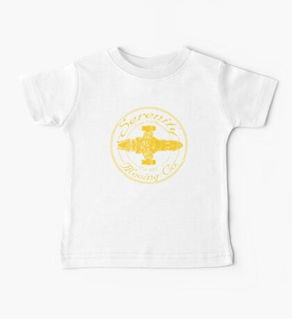 SERENITY MOVING CO.  Baby Tee