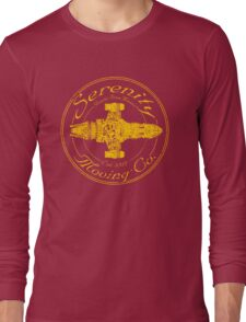 SERENITY MOVING CO.  Long Sleeve T-Shirt