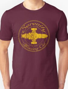 SERENITY MOVING CO.  Unisex T-Shirt