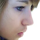 Girl - Close up (3) by indeterminacy