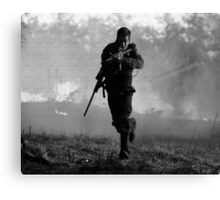 Shooter Mark Wahlberg Canvas Print