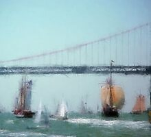 SF Sailing Ships by EZGrant