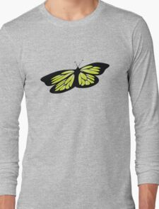 Colored butterfy 2 Long Sleeve T-Shirt