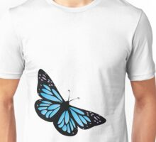 Colored butterfy 4 Unisex T-Shirt