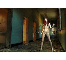 Crazy - Richard Shepherd & Rose Photographic Print
