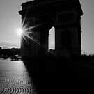 Arc du Triomphe by Ashley Ng
