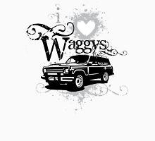 I Love Waggys Unisex T-Shirt
