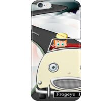 A Boys Dream to be a Racing Driver iPhone Case/Skin