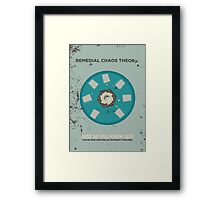 Chaos Theory Framed Print