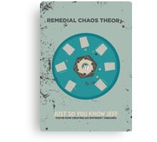 Chaos Theory Canvas Print