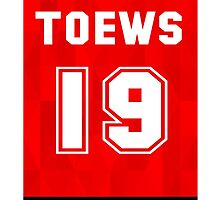 Jonathan Toews - Chicago Blackhawks by noellebrion