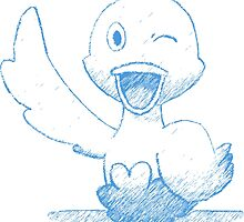 Ducklett by AquaDuelist