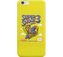 Super Shock Bros 3 iPhone Case/Skin