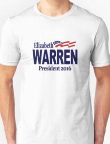 Warren 2016 T-Shirt