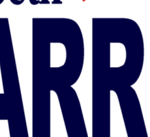 Warren 2016 Sticker