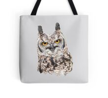 African Spotted Eagle Owl Tote Bag