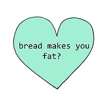 Tumblr Heart - Bread Makes You Fat? Scott Pilgrim by piercetheveil