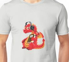 Audiobook Dragon Unisex T-Shirt