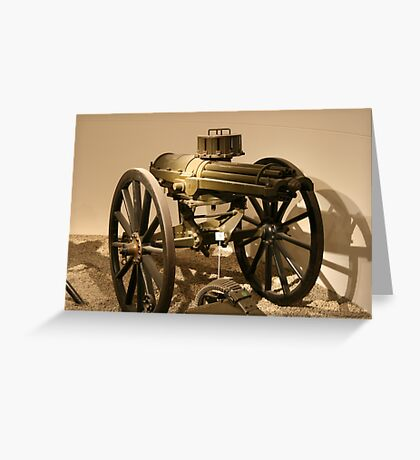 army arsenal Greeting Card