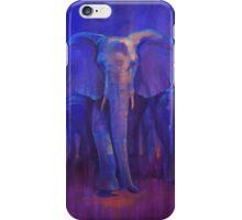 Grandmother Elephant iPhone Case/Skin