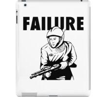 Failure iPad Case/Skin