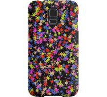 Colorful stars pattern Samsung Galaxy Case/Skin
