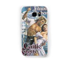 A Gentle Rogue with Fabio Romance Novel cover Samsung Galaxy Case/Skin