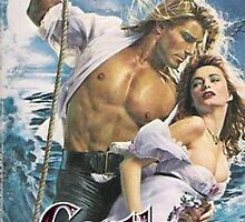 A Gentle Rogue with Fabio Romance Novel cover by RookieRomance