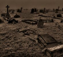 Sinking Graves by Dave Warren