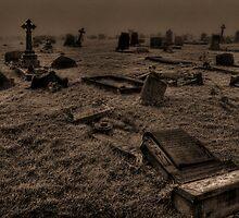 Sinking Graves by Dave Warren