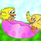 Easter fun by EddyG