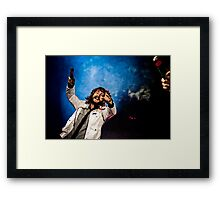 Daimon Downey - Sneaky Sound System Framed Print