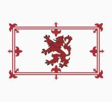 Rampant Lion of Scotland by Iain Macdonald