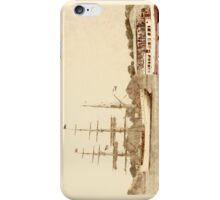 Europa and Islander - Parade of Sail iPhone Case/Skin