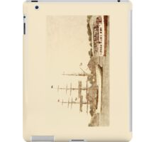 Europa and Islander - Parade of Sail iPad Case/Skin