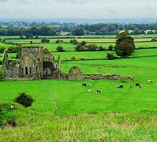 Irish landscape by Antonio Jose Pizarro Mendez