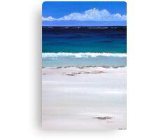 Diani Beach Canvas Print